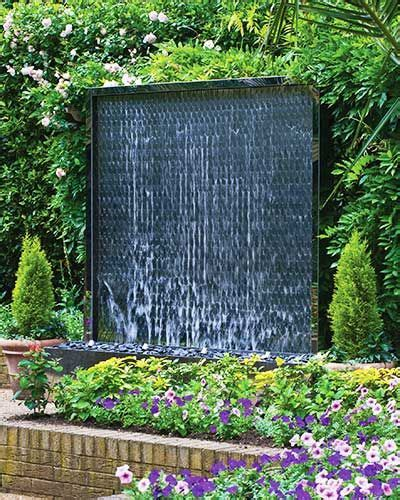 best 25 wall water features ideas on