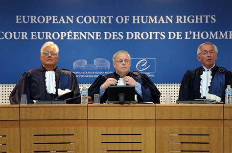 corte suprema europea cassazione e corte europea dei diritti dell uomo i