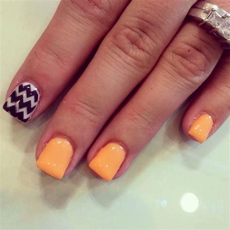 printable chevron pattern for nails peach gel nail designs chevron print make up pinterest