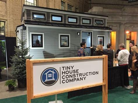 tiny house contractors tiny house construction company cooks up a new model
