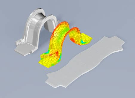 Fti Forming Suite 2017 Sheet Metal Forming Simulation Analysis new blanking and flanging simulation for topsolid progress