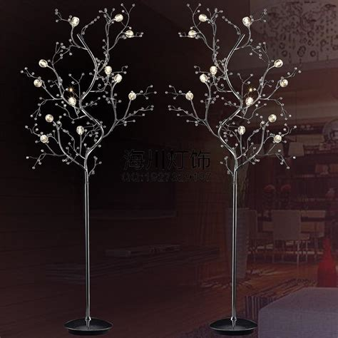 standing light living room branch crystal floor l living room bedroom bedside l