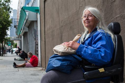 street  graying  americas homeless
