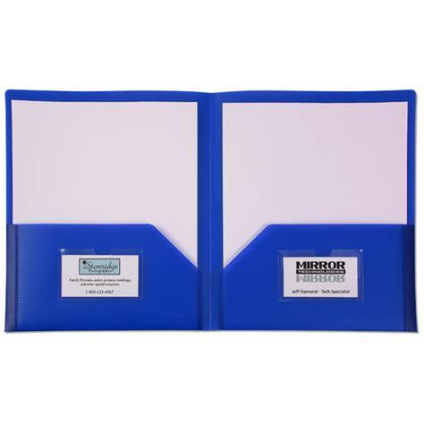 Business Card Folder