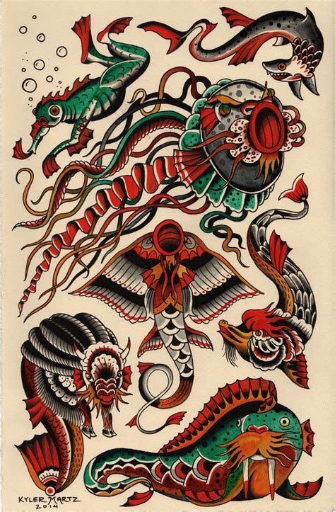 small tattoo flash art 266 best images about flash on