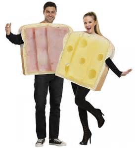 costumes couples ham and swiss couples costume costumes