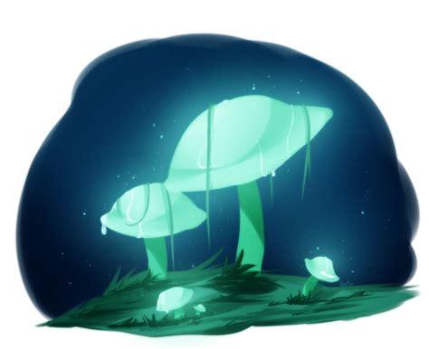 glow doodle drawing pad glow mushrooms doodle by xeella on deviantart
