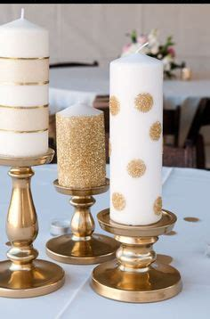 Lilin Java Pillar Candle Glitter Silver inexpensive diy cupcake finger sandwich tower with items from dollar tree plates small