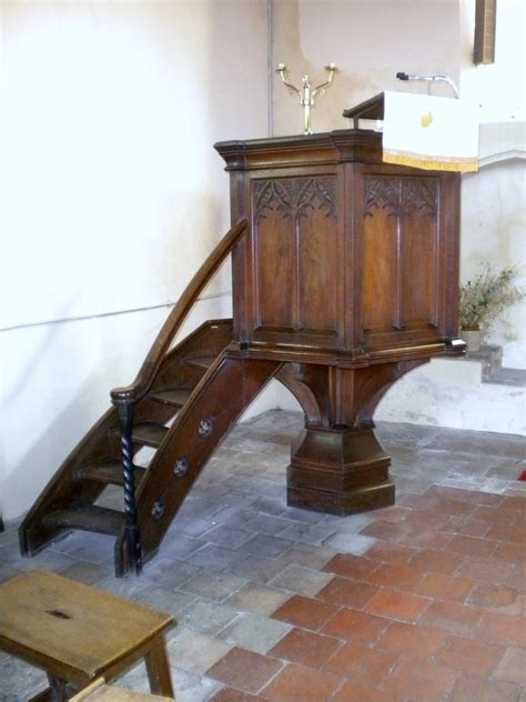 pulpit for church