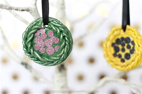 make my own ornaments how to make your own tree ornaments printable