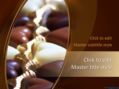 Chocolate Templates For Powerpoint Free Download | free premium chocolate ppt template