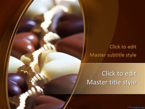 Free Premium Chocolate PPT Template