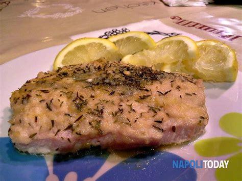 cucinare tranci di tonno ricetta tranci di tonno impanato al forno