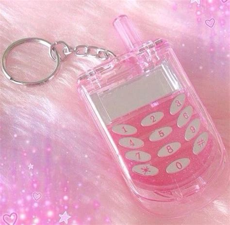 call  kiss  flip phone lip gloss estetik kollage