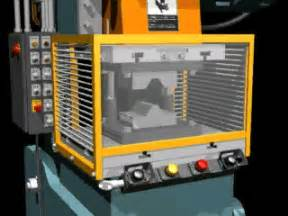 Mechanical Press Brake Guarding Systems Machine Guarding Etool Presses Barrier Guards