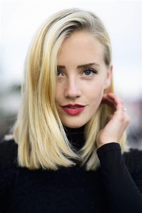 Style De Coiffure Cheveux Mi by Coiffure Cheveux Mi Longs 30 Des Styles Les Plus Trendy