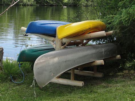 Kayak Rack by 4 Place Kayak Rack Sided Kayak Canoe Storage