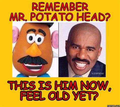 Mr Potato Head Memes - remember mr potato head this is him now feel old yet