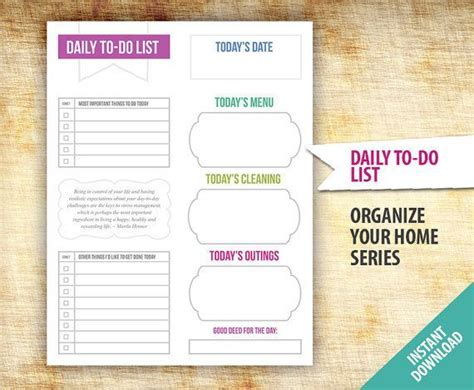 cool to do list template printable daily planner to do list template cool