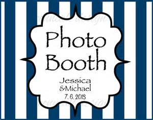 Photo Booth Sign Template Free Items Similar To Photo Booth Sign Striped Photo Booth