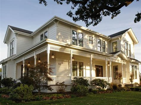 houses with wrap around porches wrap around porch white house exteriors