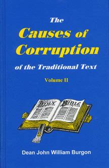 reference books on corruption the causes of corruption bible baptist bookstore