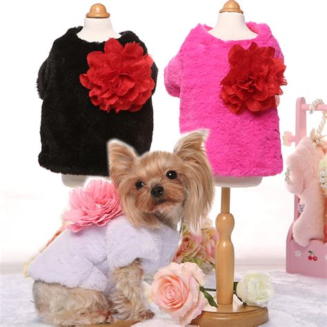 new year clothes for dogs buy new clothes winter jacket luxury