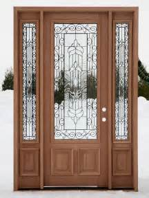 Glass front door window coverings make use of the following advice