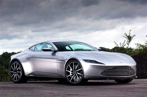 aston martin to sell james bond s db10 for charity