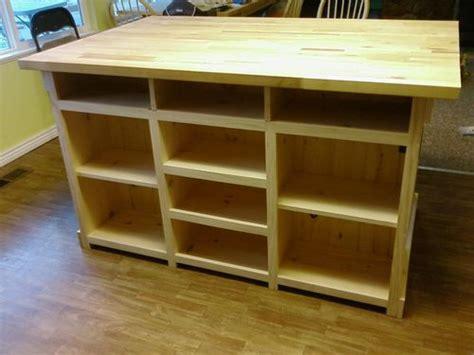 kitchen island woodworking plans  woodworking