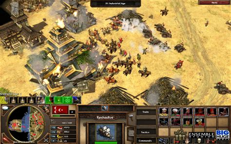 Age Of Empires 3 Ottomans Ottoman Civ Mod Units Image Napoleonic Era Mod For Age Of Empires Iii The Asian Dynasties