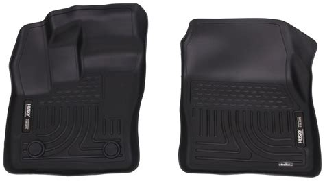 Ford Transit Floor Mats by 2015 Ford Transit Connect Floor Mats Husky Liners