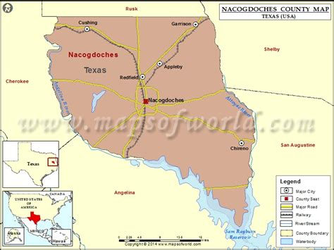 map of nacogdoches county texas nacogdoches county map map of nacogdoches county texas