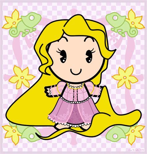 Disney Cuties Rapunzel By Ciro1984 On Deviantart Disney Cuties Princess Printable