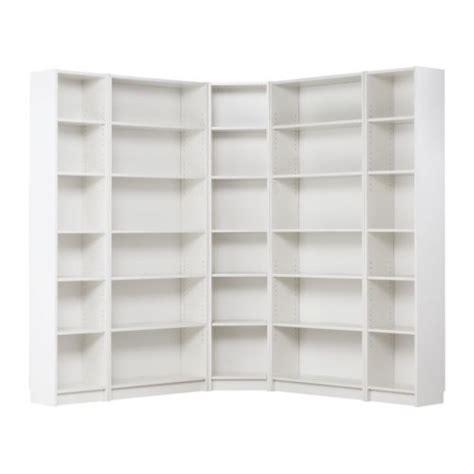 Ikea Billy Angolare by Billy Combinazione Angolare Bianco 177 28x177x202 Cm