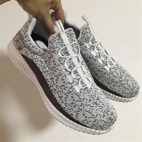 Skechers Yeezy by Yeezy Inspired Skechers Sneakers What The Heck Is