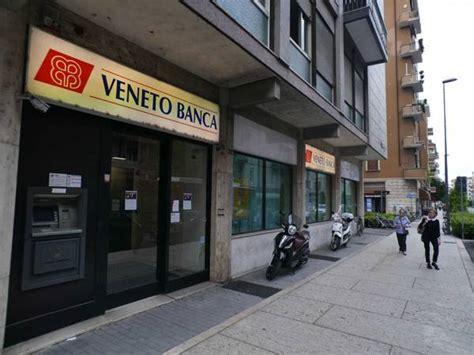 veneto banca rovigo veneto banca ispezioni nelle sedi mutui in cambio di