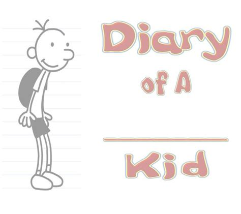 diary of a wimpy kid crafts best 25 my diary ideas on