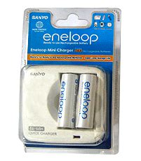 Charger Baterai Portable Aa Aaa 1 sanyo eneloop battery sanyo charger cr123a cr2 cr 1 3n