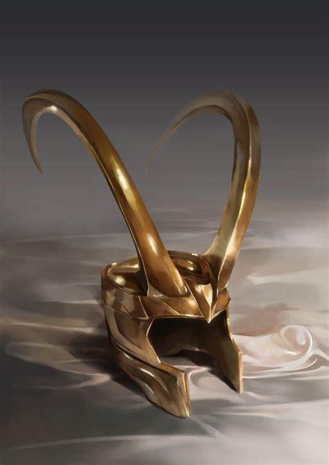 loki s helmet gt my mythical armory pinterest
