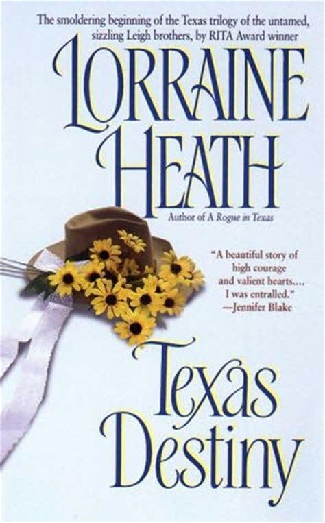 Paket Novel By Lorraine Heath destiny trilogy book 1 by lorraine heath