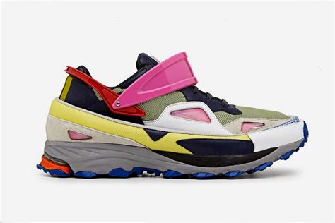 effortlesslyfly footwear platform for the culture raf simons x adidas