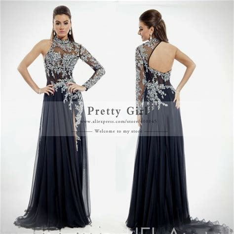 Wst 7760 One Sleeve Mermaid Maxi Dress prom dress one shoulder dress shop for prom dress one shoulder dress on wheretoget