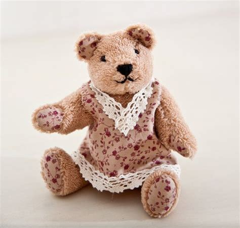 teddy handmade