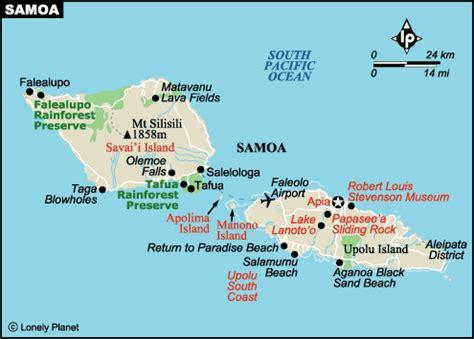 map of samoa and american samoa sapphire princess odyssey 10 22 11 11 19 11 western
