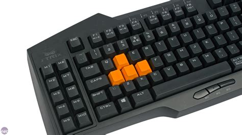 Keyboard Asus Strix asus strix claw and strix tactic pro reviews bit tech net