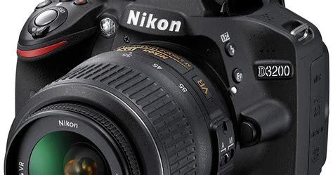 Kamera Nikon D3200 Lazada spesifikasi dan harga kamera dslr nikon d3200 menggunakan dx format cmos image sensor