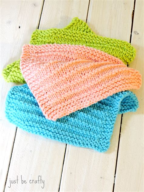 printable free knitting patterns farmhouse kitchen knitted dishcloths just be crafty