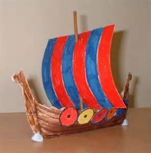 Viking Ship Template by Template For Building A Viking Longship Home School