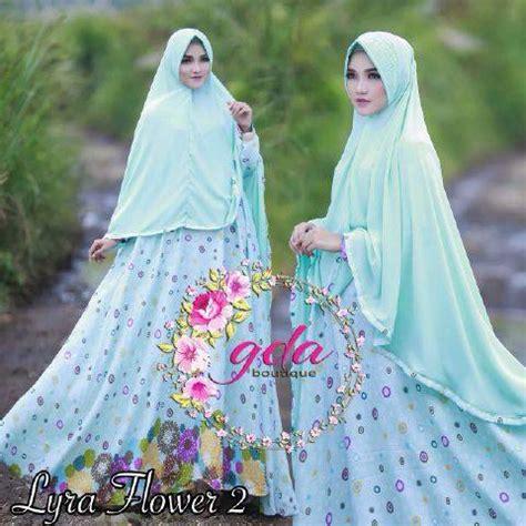 Flowers Syari by Layra Flowers Syar I Vol 2 By Gda Boutique Jual Busana
